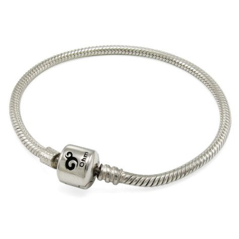 Love with Snap Clasp Bracelet